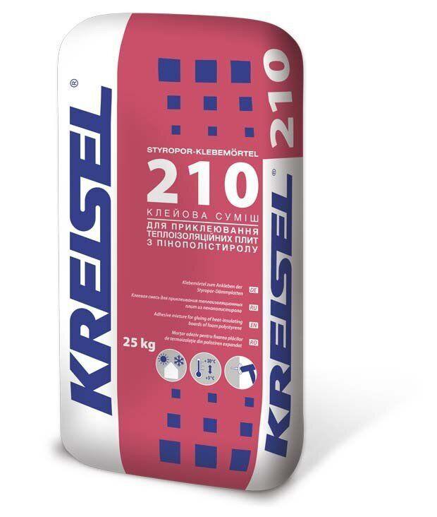 "Клей для пенопласта ""Kreisel"" LEPSTYR 210 ЗИМА (для крепления)"