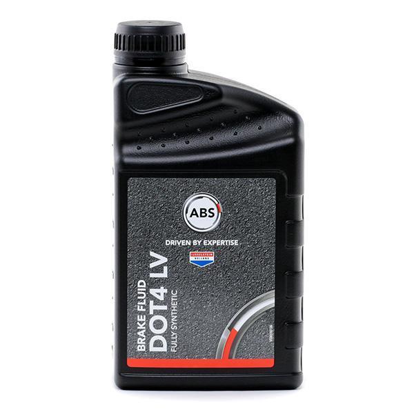 Гальмівна рідина ABS Brake Fluid DOT-4 1л