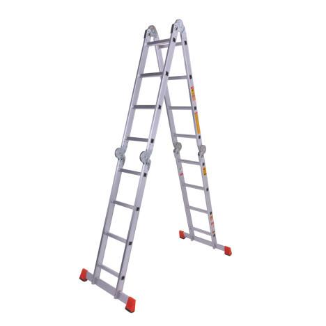 Лестница шарнирная Laddermaster Bellatrix A4A4 4x4, дл. 4,60-2,25м