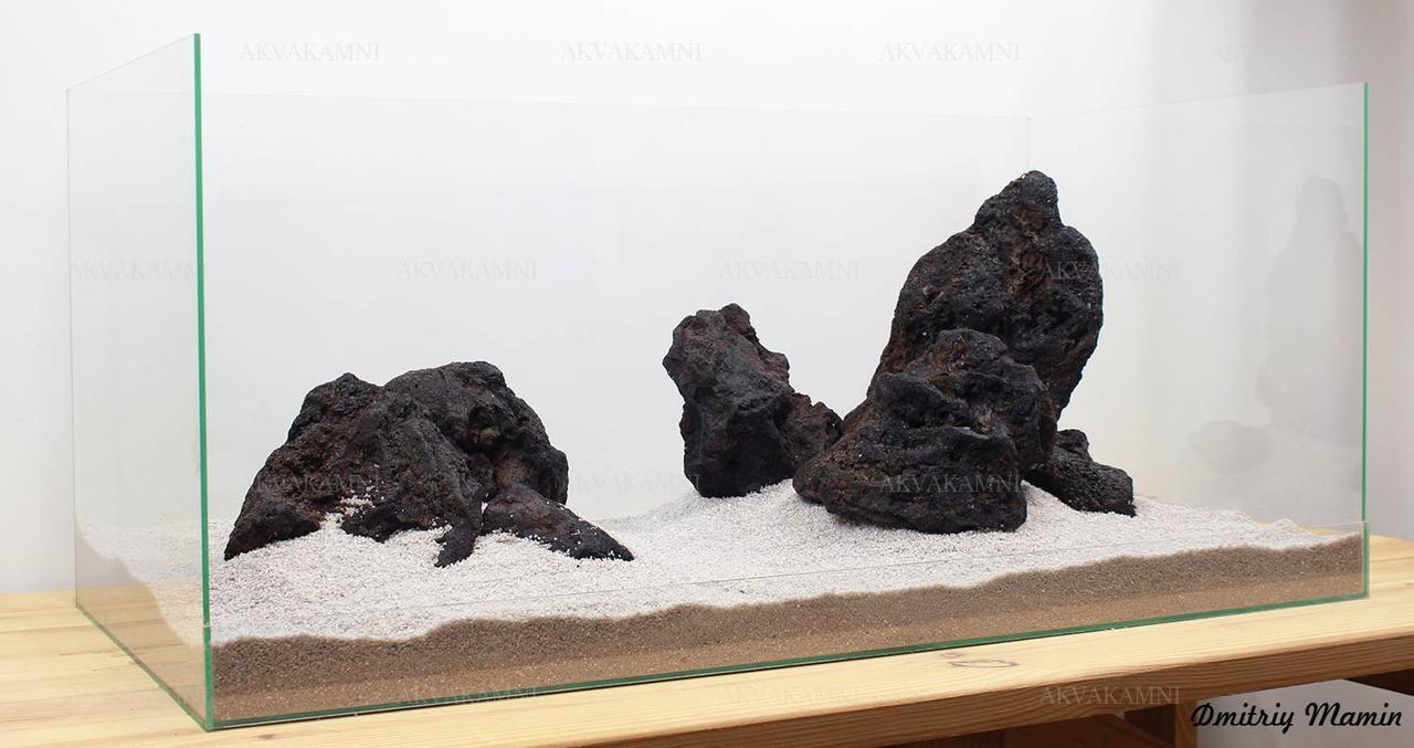 Композиция К27 из Вулканической лавы (от 140л)