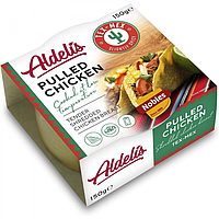 Подрібнене куряче м'ясо Tex-Mex - Aldelis 150 г (8436000468144)