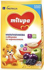 Каша  молочна мультизлакова з яблуком та чорносливом для дітей від 7-ти місяців