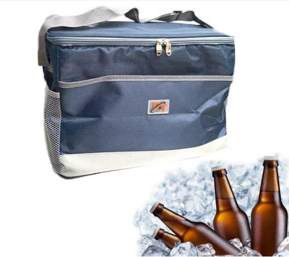 Сумка-холодильник для еды Термосумка Cooling Bag DT-4246 обьем 25л термобокс холодильник сумка-термос