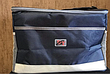 Сумка-холодильник для еды Термосумка Cooling Bag DT-4246 обьем 25л термобокс холодильник сумка-термос, фото 4