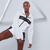 Женская куртка All Sports white - LABELLAMAFIA M (7890001253160)