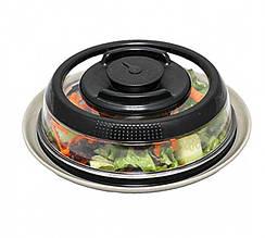 Крышка вакуумная для посуды 25,4см*6,5см