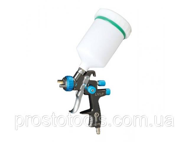 Краскопульт пневматический Intertool Lvlp Blue New 1.4 мм PT-0134