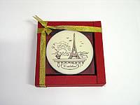 Шоколадная медаль к празнику