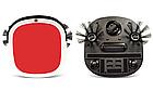 Беспроводной мощный робот пылесос 6 в 1 iCleaner 3D 16001 влажная уборка красный, фото 3
