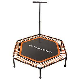 Батут для  фитнеса 126 см IronMaster IRTP06-50R