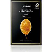 Маска антивозрастная JM Solution Honey Luminous Royal Propolis Mask с прополисом