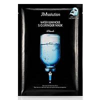 Маска тканевая JM Solution Water Luminous S.O.S Ringer с пептидами и гиалуроновой кислотой