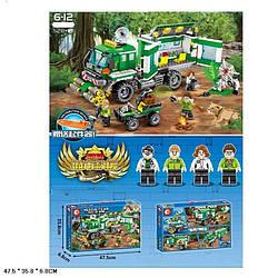 Конструктор Rescue  Дослідники джунглів 528 деталей в коробці 603031