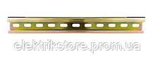Din-рейка 10см оцинкованная (IEK)