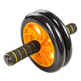 Колесо гімнастичне для преса 16,5 см 2 колеса XL-1162