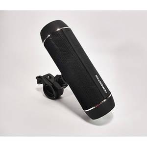 Портативная Bluetooth Колонка HOPESTAR P11 + Фонарь + Велосипедное Крепление Чёрный