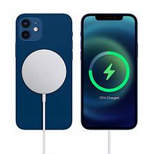 Беспроводное зарядное устройство Apple IPhone MagSafe Charger для Айфон Магнитная зарядка USB Type-C, фото 2
