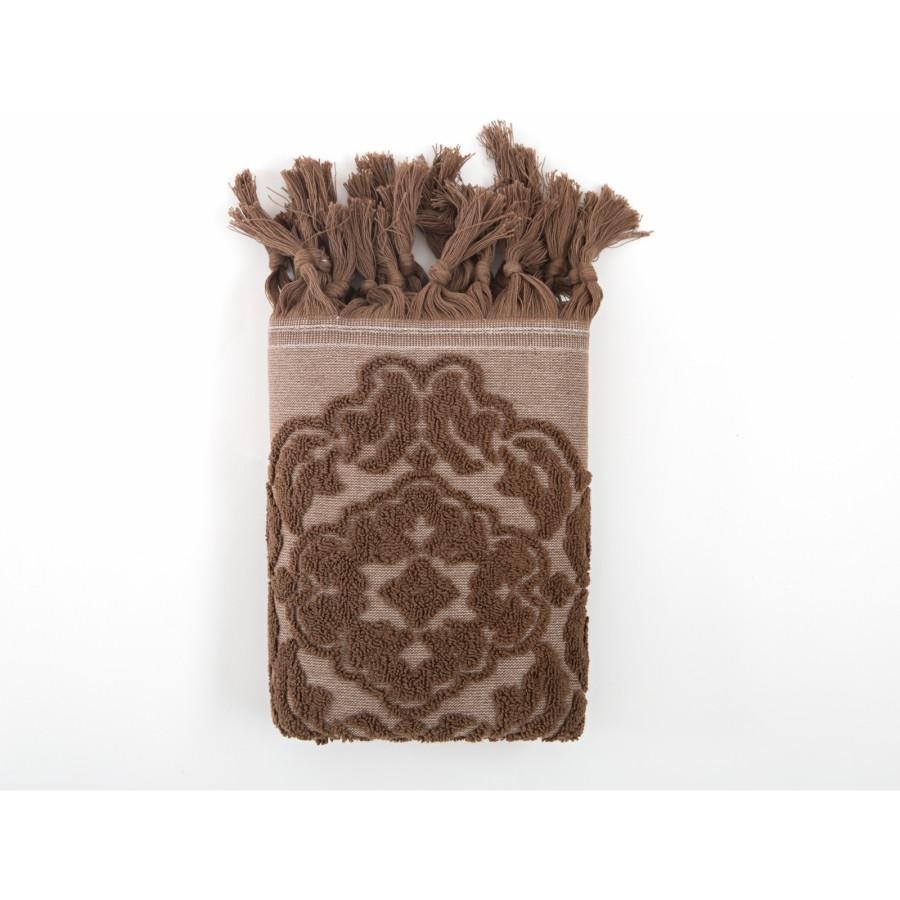 Рушник Irya Jakarli - Calisto kahve кави 90*150