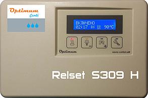 Пульты управления  RELSET S309H для электрокаменки з пароиспарителем ( 9кВт)