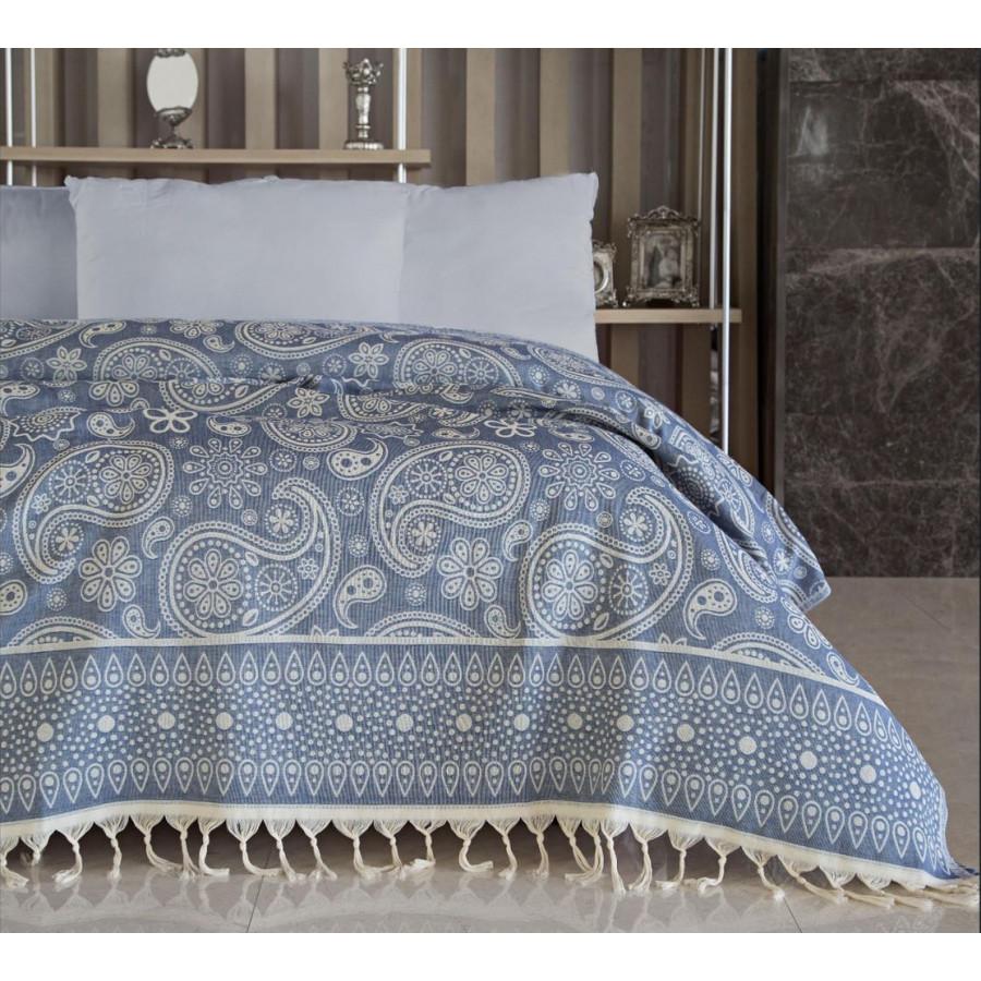 Покривало Irya - Evonne blue блакитний 240*250