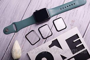 Защитное стекло для Apple Watch Series 6 44mm Black