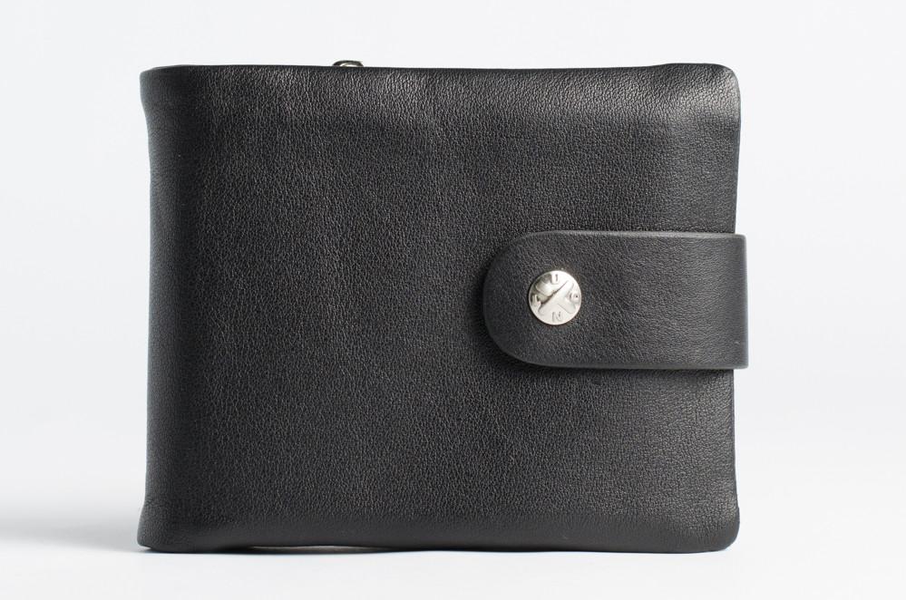Молодежное портмоне из мягкой кожи Luxon 1133 C
