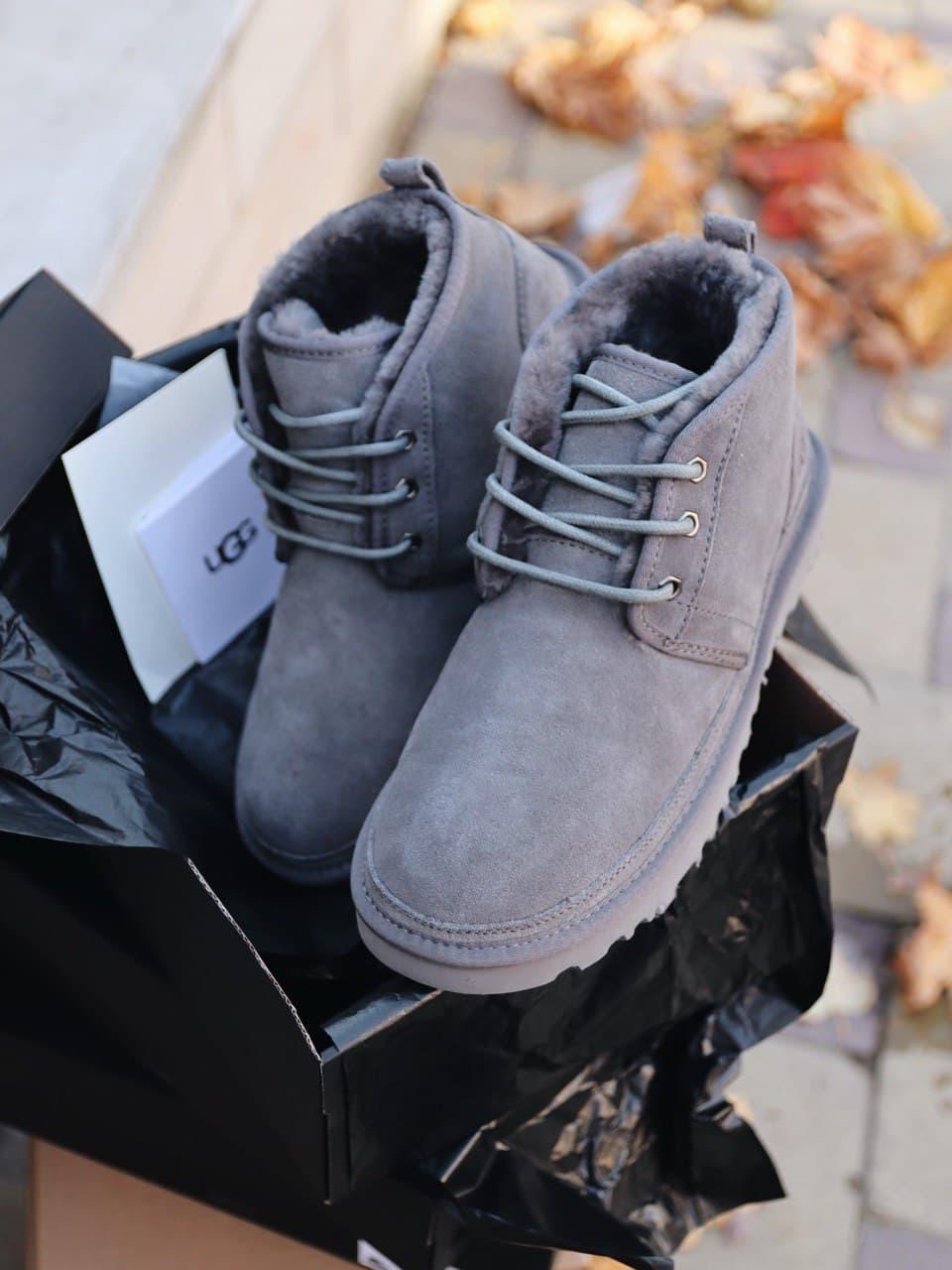Чоловічі UGG Neumel Grey