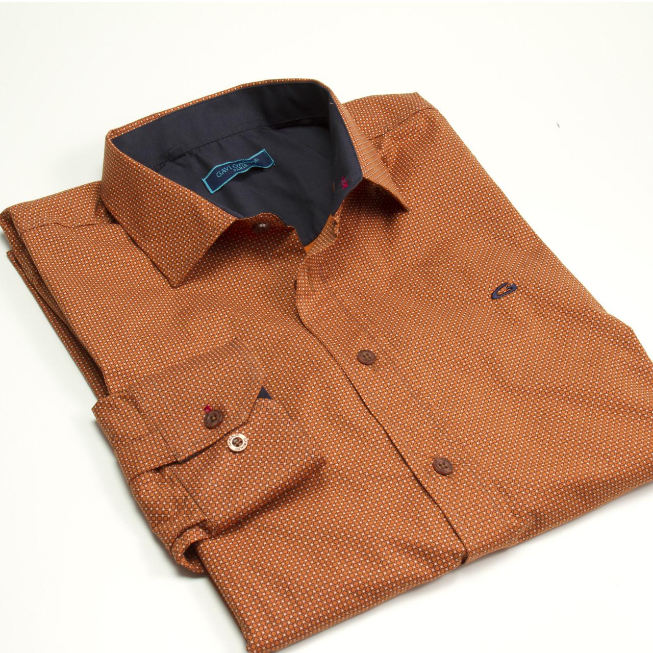 """Рубашка мужская """"Galdo"""""""