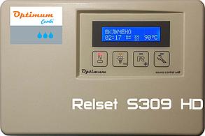 Пульты управления  RELSET S309HD для электрокаменки з пароиспарителем ( 9кВт)