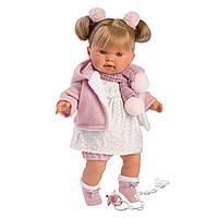 Интерактивная плачущая кукла, 42 см, Александра, Llorens 42262, фото 1