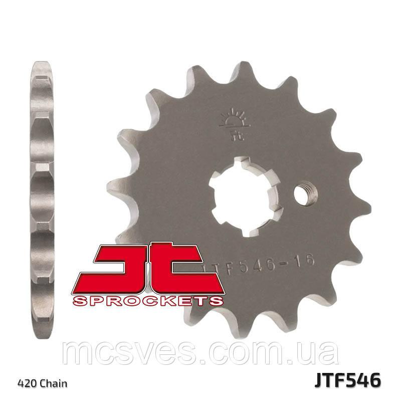Зірка сталева передня JT Sprockets JT JTF1323.14SC