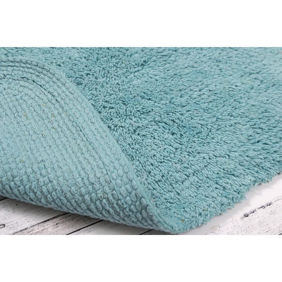 Килимок Irya - Basic turquoise бірюзовий 40*60
