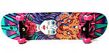 Скейт деревянный, Скейтборд, натуральный канадский клен, для трюков, Fish Skateboards - Girl, премиум!!!, фото 2