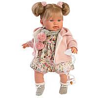 Интерактивная плачущая кукла, 42 см, Александра , Llorens 42266, фото 1