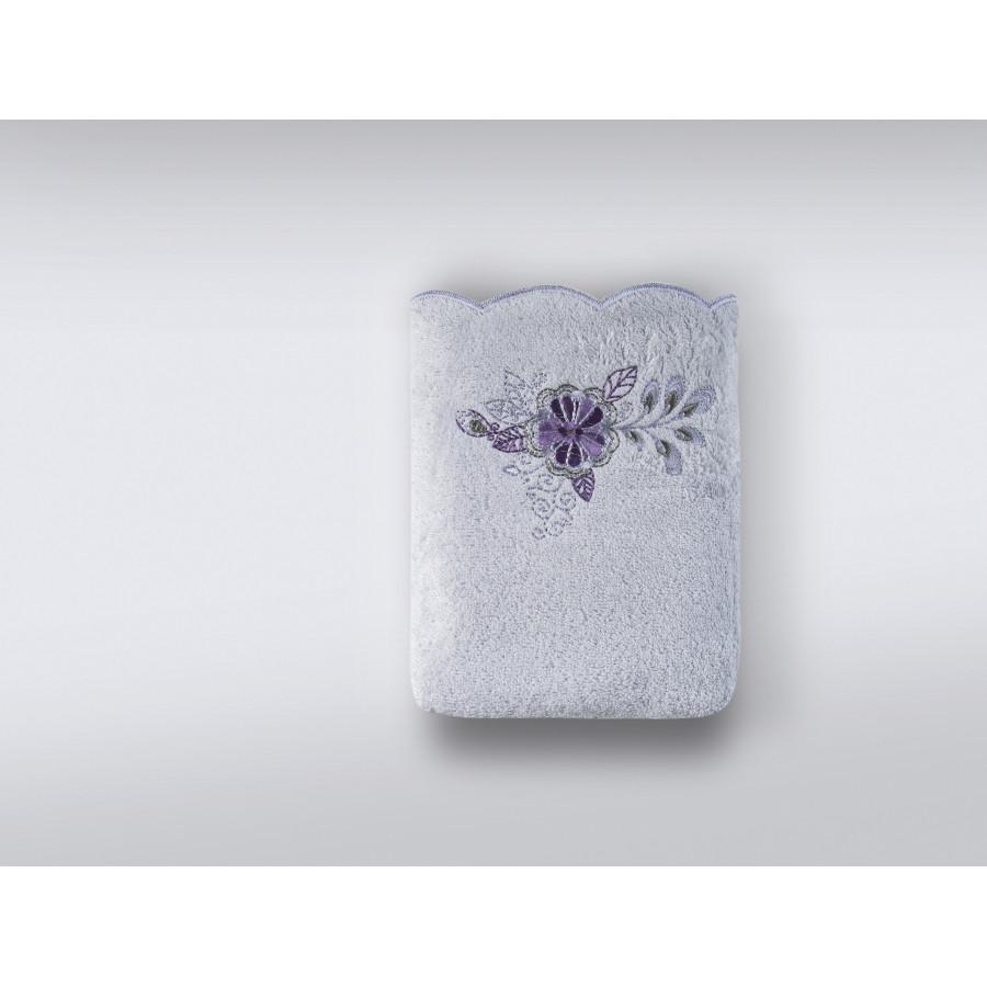Набор полотенец Irya - Laural a.gri светло-серый 30*50 (3 шт)