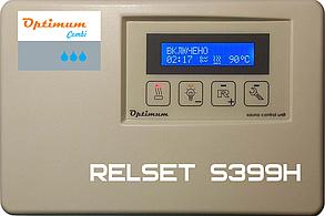 Пульты управления  RELSET S399H для электрокаменки з пароиспарителем ( 9кВт)