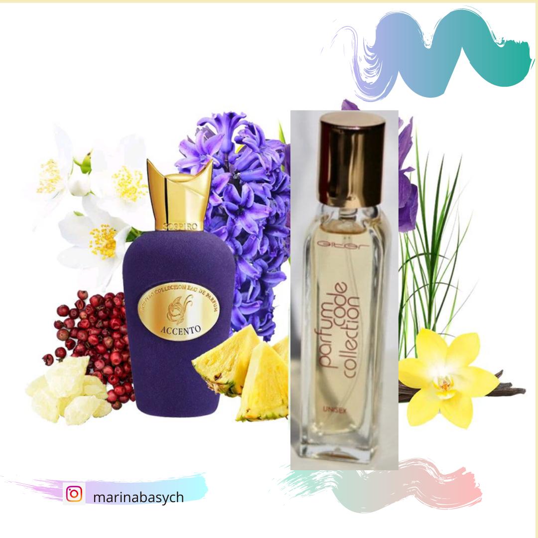 Parfum Code Collection Unisex #103