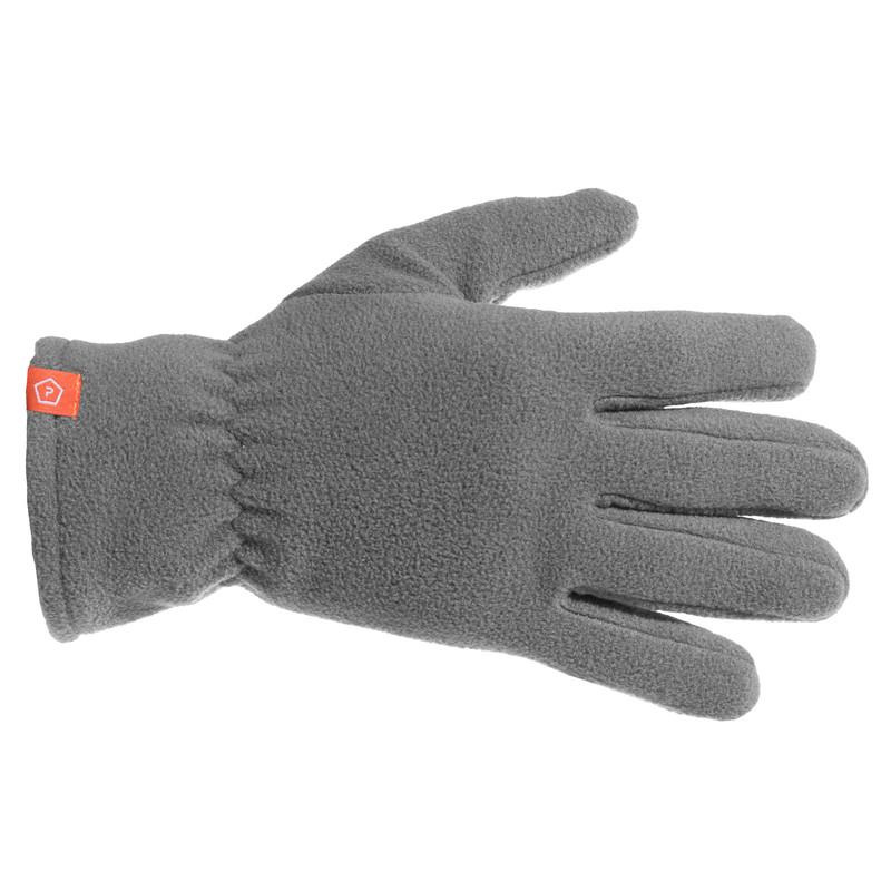 Оригинал Флисовые перчатки Pentagon TRITON K14027 X-Large/XX-Large, Wolf-Grey (Сірий)