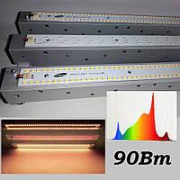 90W фитосветильник для растений SunBoard ,Samsung lm561c + 660нм + 740нм, фото 1