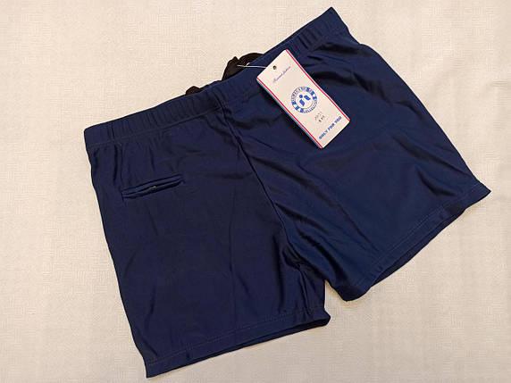 Шорты-плавки мужские SAMEGAME 29311 синий  (есть 56 58 60 62 64  размеры), фото 2
