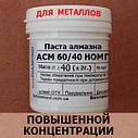 Паста алмазна АСН 60/40 ПВМХ від виробника Техдіамант Київ, фото 2