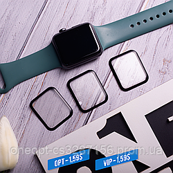 Защитное стекло для Apple Watch Series 3 42mm Black
