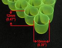 Мисочки пластиковые для вывода пчелиных маток 100 шт