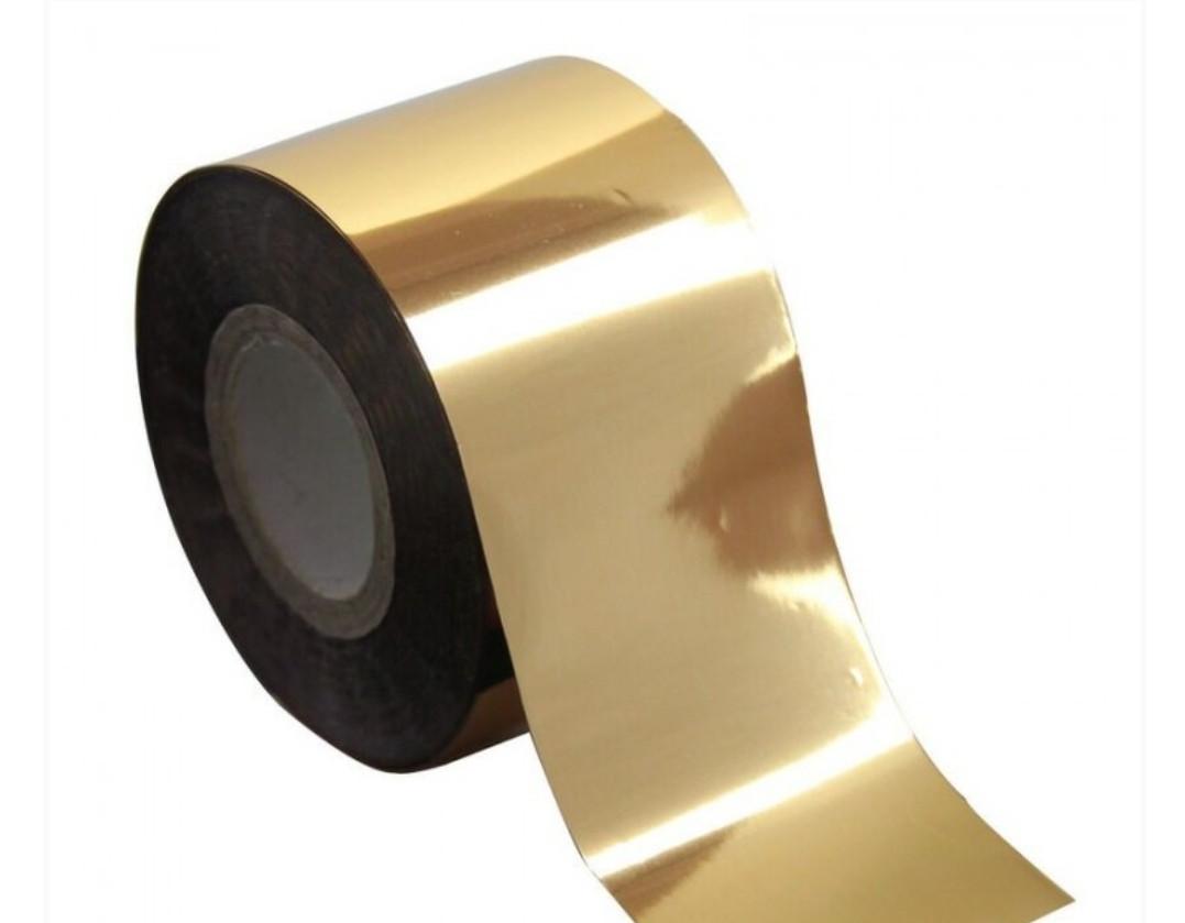 Фольга для литья, Золотая