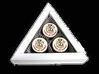 "Шоколад с логотипом набор ""Трио"""