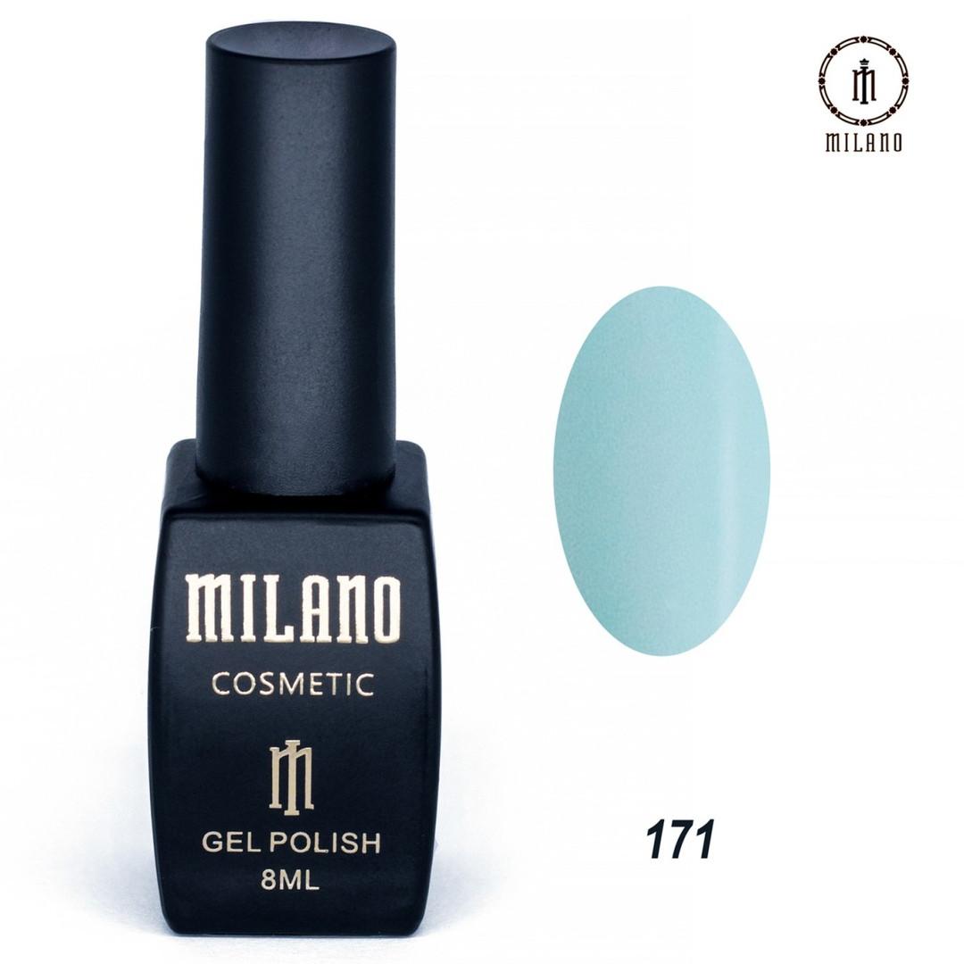 Гель-лак Milano 8 мл, № 171