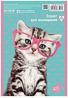 Альбом для рисования Kite A4 30л Studio Pets спираль. sp19-243