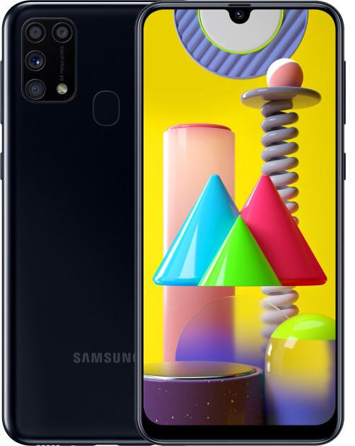 Смартфон Samsung Galaxy M31 SM-M315F 6/128GB Black