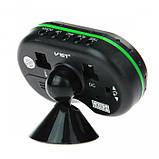 Автомобильные часы с термометром и вольтметром VST 7009V, фото 6