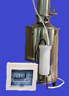 Аквадистиллятор ДЭ-25, Дистиллятор воды